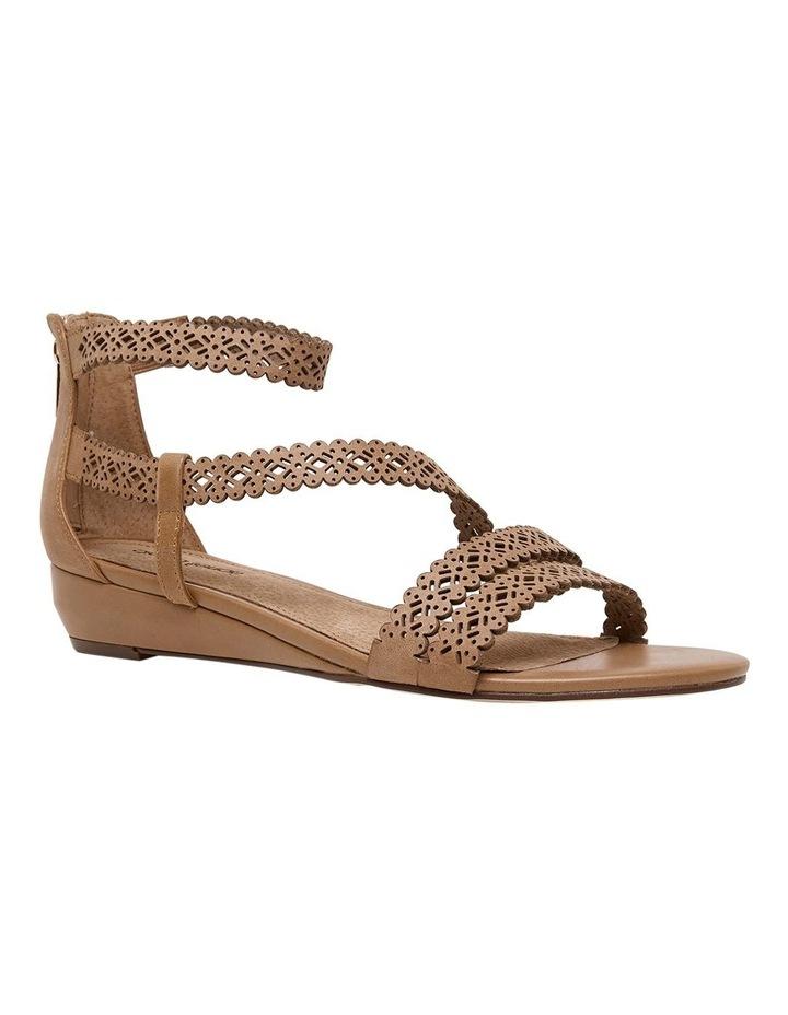 Zelena Tan Sandal image 2