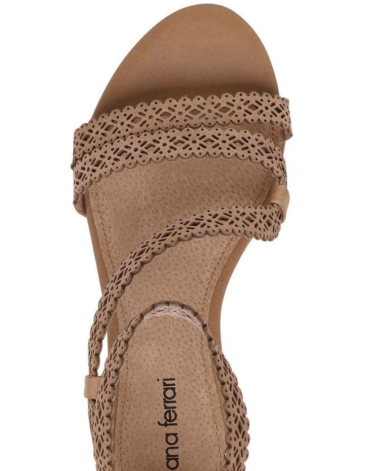 Zelena Tan Sandal image 4