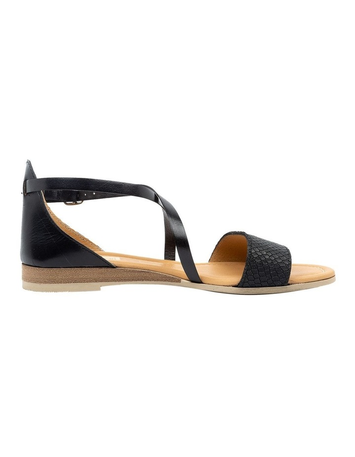 Brodie Black Mix Sandal image 1