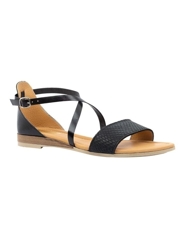 Brodie Black Mix Sandal image 2
