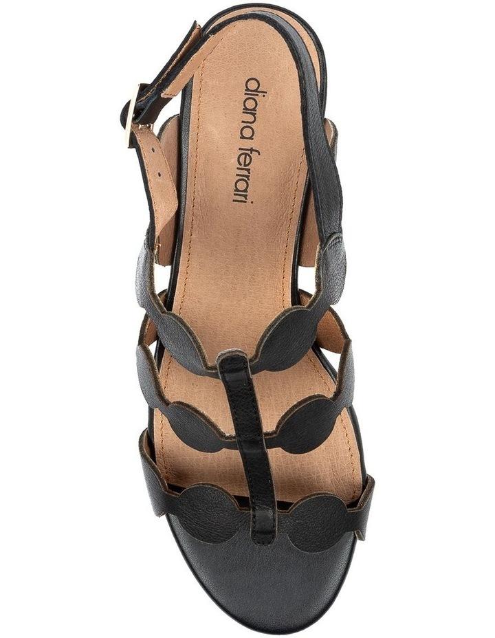 Divano Black Sandal image 5
