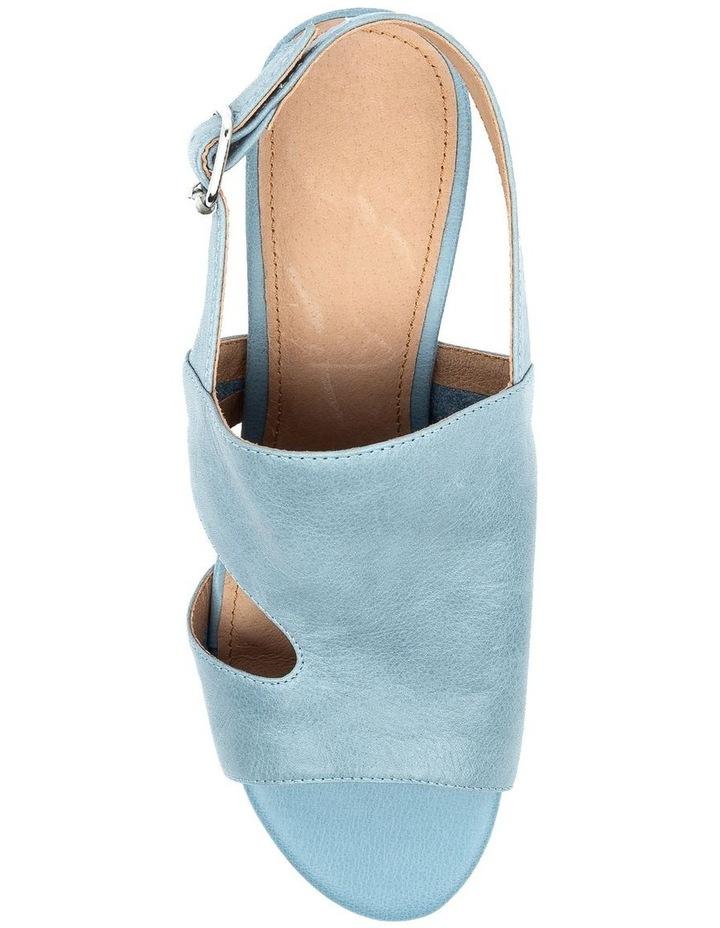 Kitson Light Denim Sandal image 5