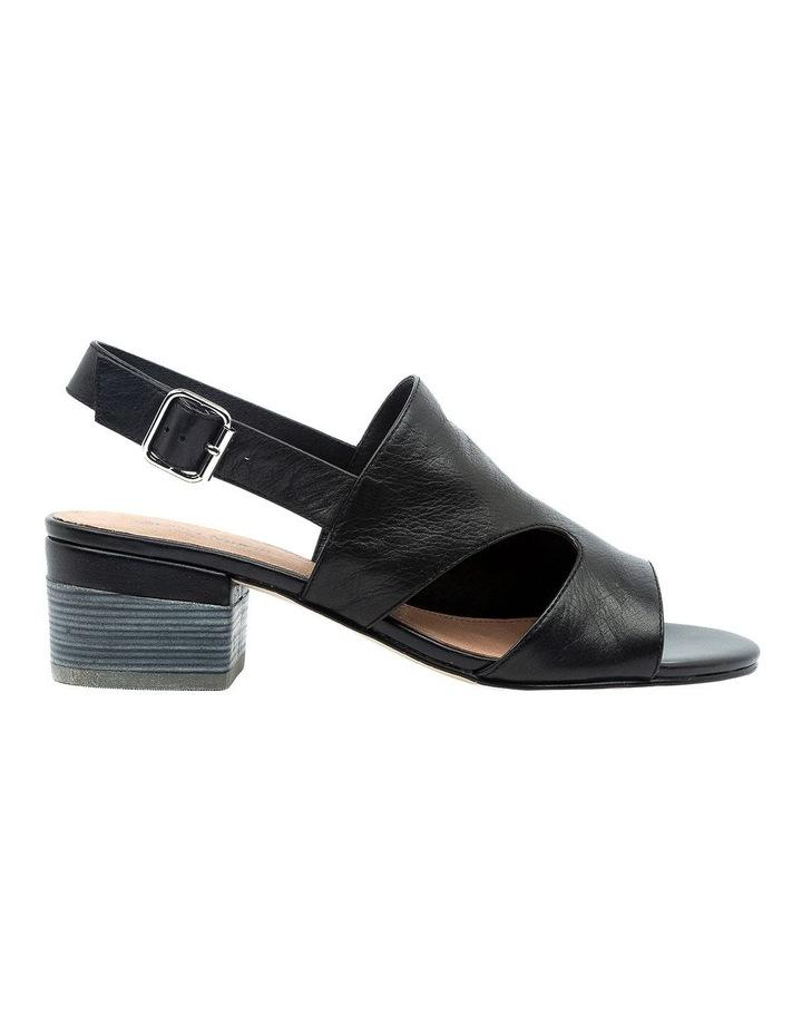 Kitson Black Sandal image 1