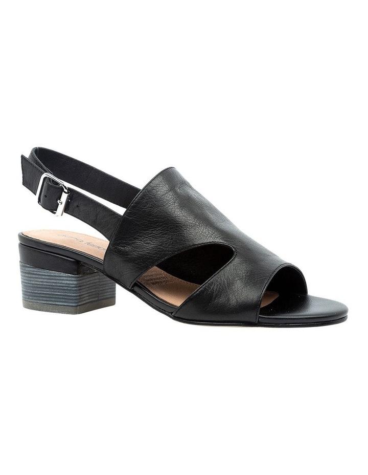 Kitson Black Sandal image 2