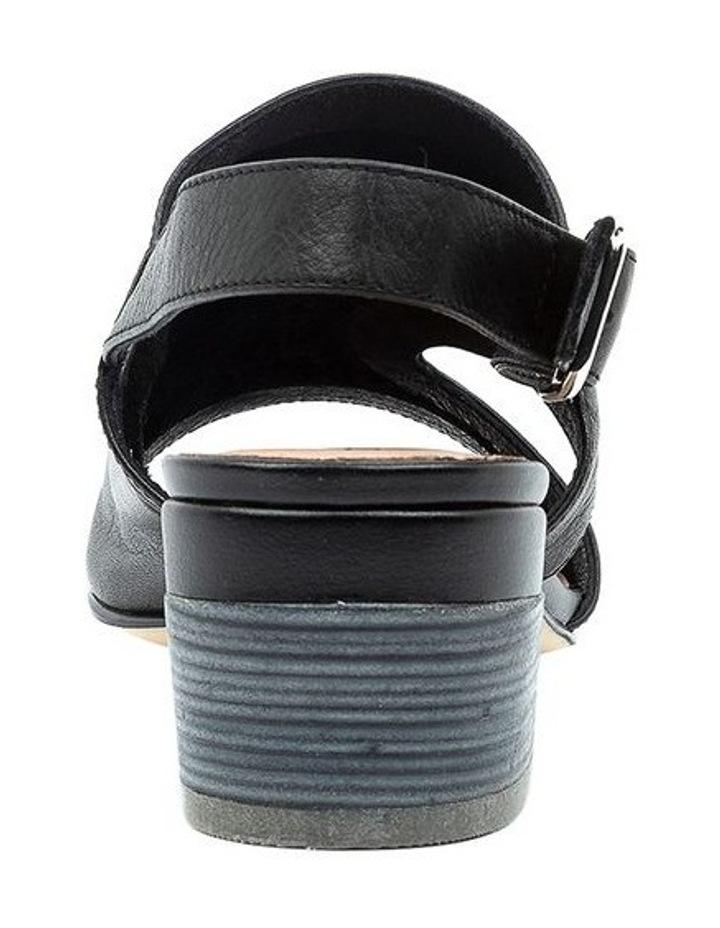 Kitson Black Sandal image 4