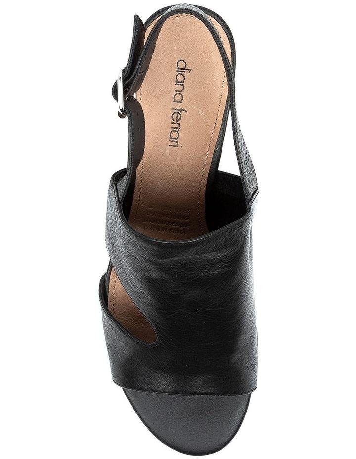 Kitson Black Sandal image 5