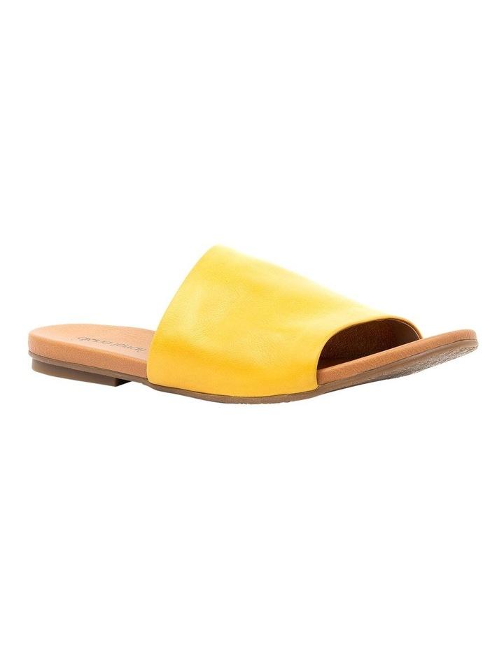 Lekenya Yellow Sandal image 2