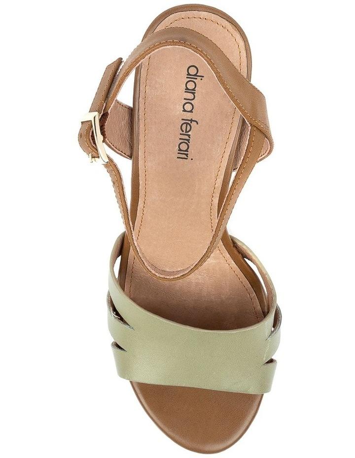 Mackenna Elm/Dark Tan Sandal image 5