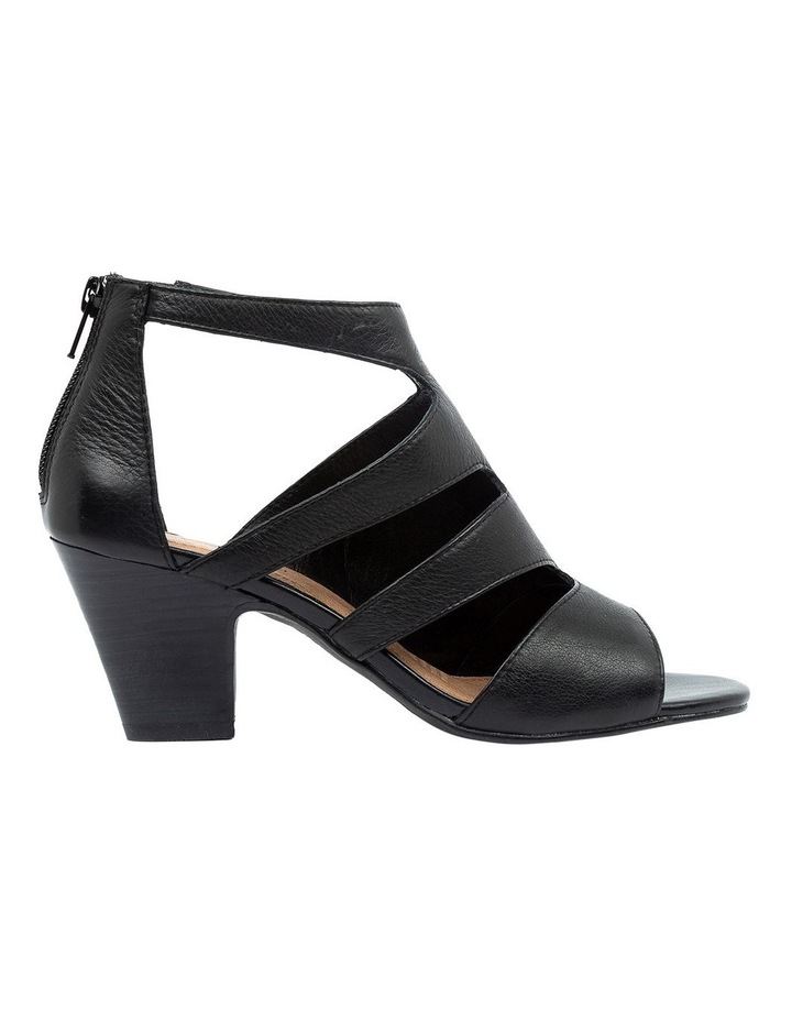 Quilly Black Sandal image 1