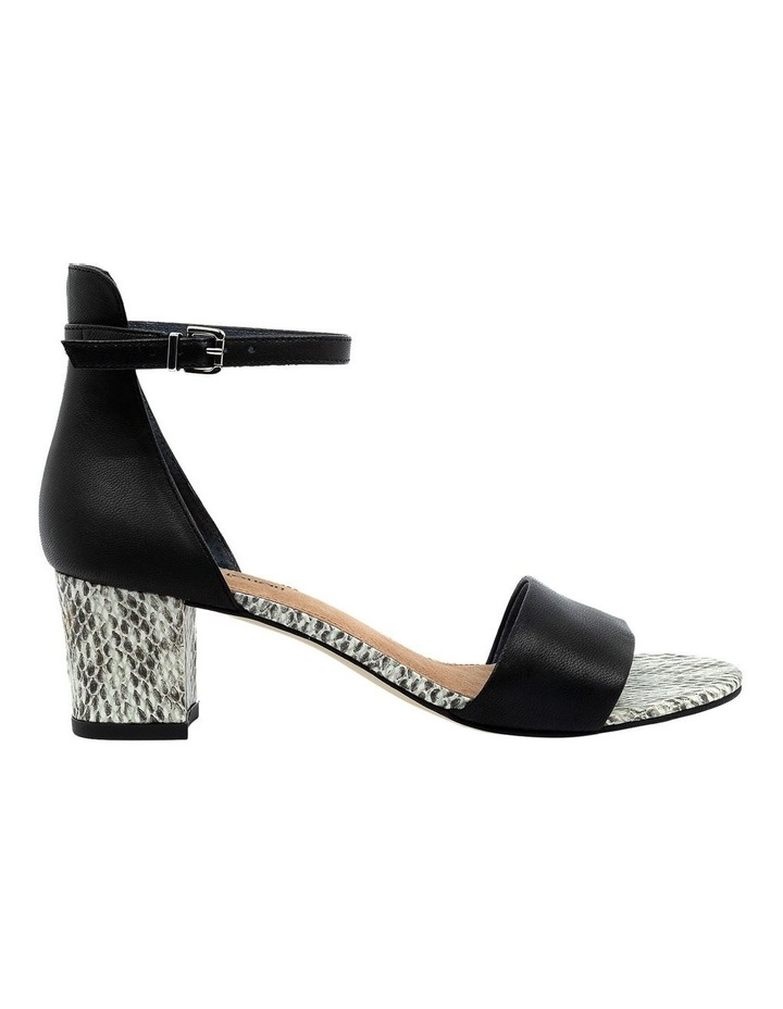Soco Black/Snake Sandal image 1