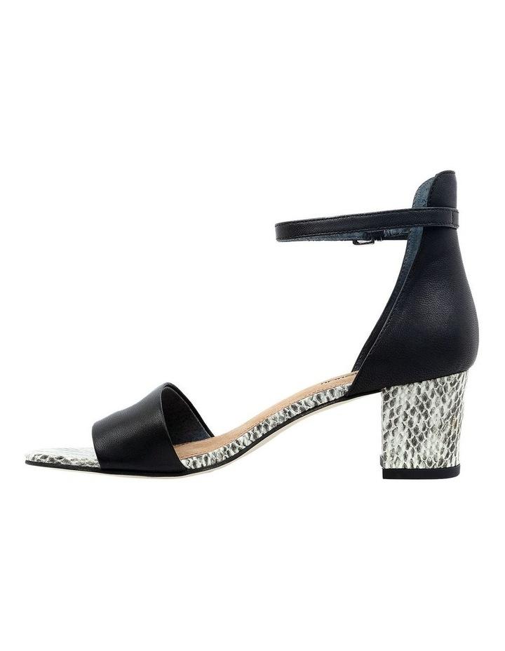 Soco Black/Snake Sandal image 3