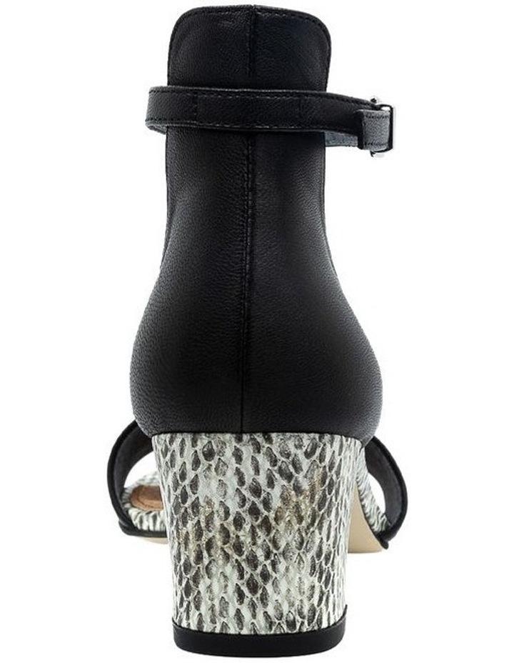 Soco Black/Snake Sandal image 4