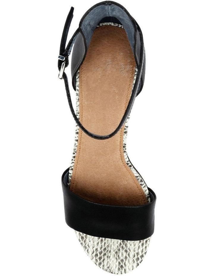 Soco Black/Snake Sandal image 5