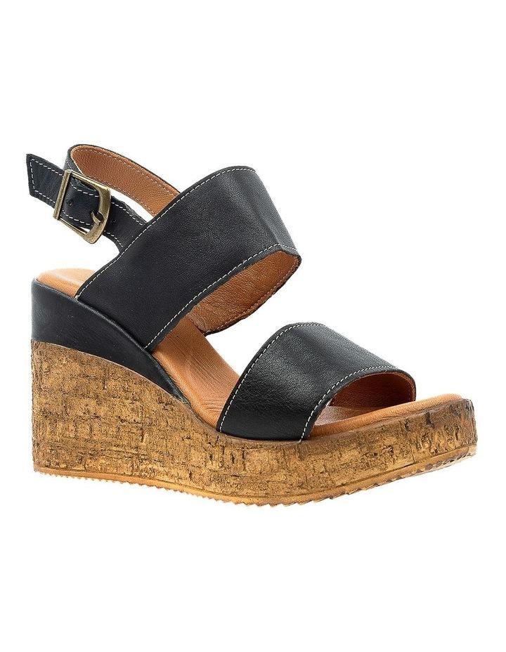 Trimble Black Sandal image 2