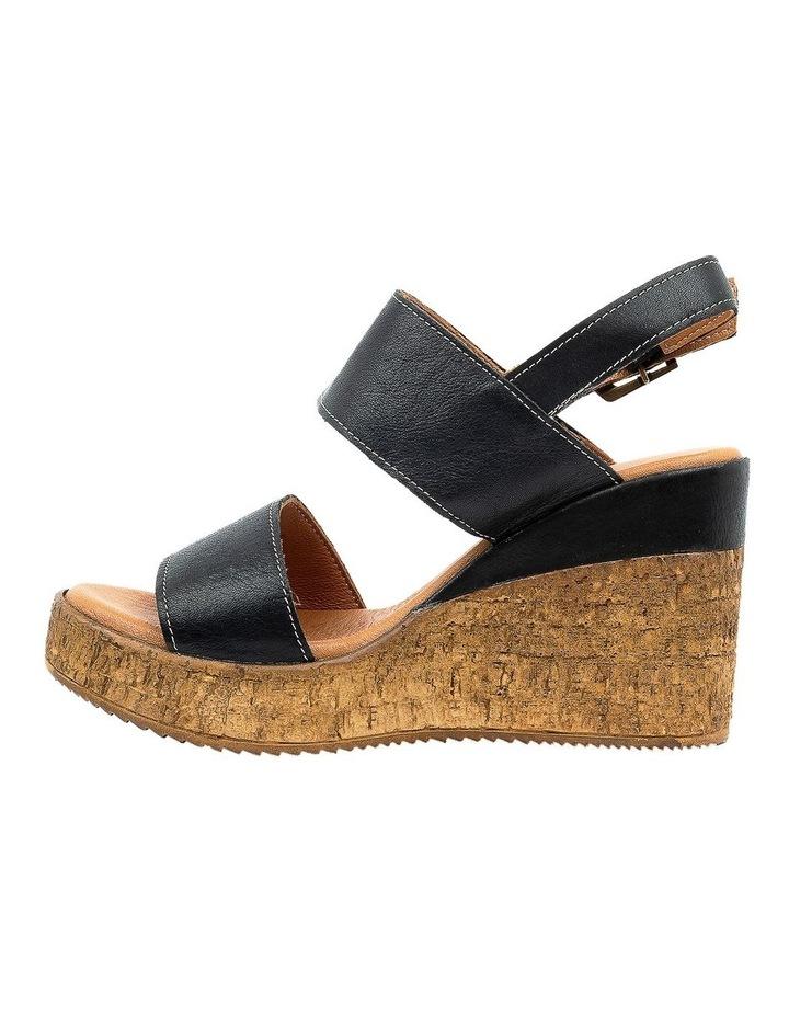 Trimble Black Sandal image 3