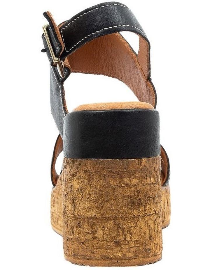 Trimble Black Sandal image 4