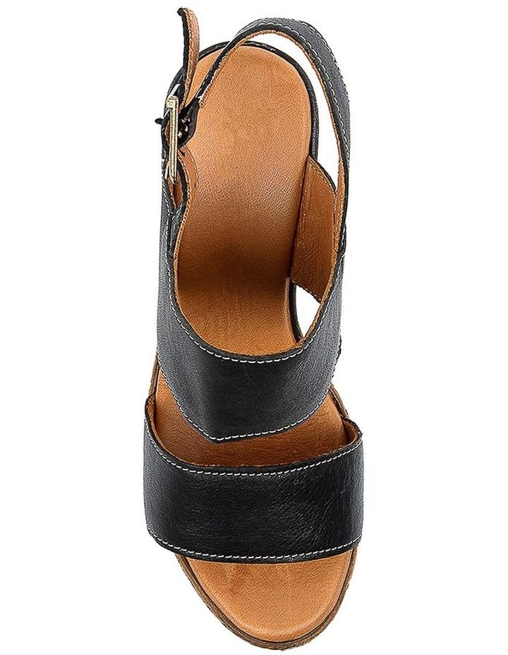 Trimble Black Sandal image 5