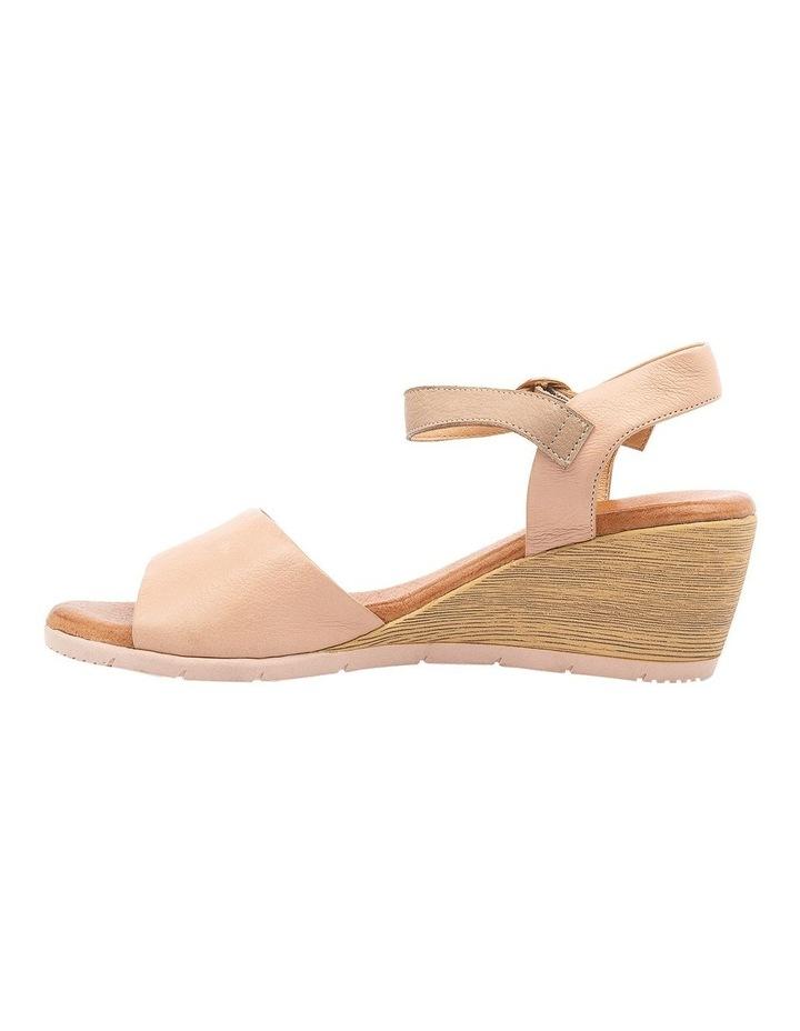 Xaida Dark Nude/Taupe Sandal image 3