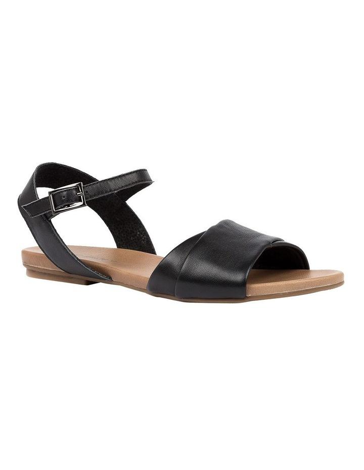 Leilani2 Black Sandal image 2
