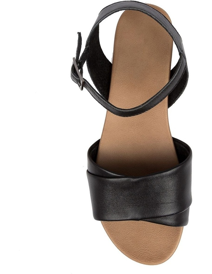 Leilani2 Black Sandal image 5