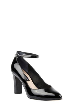Diana Ferrari - Lianne Black Patent Pump