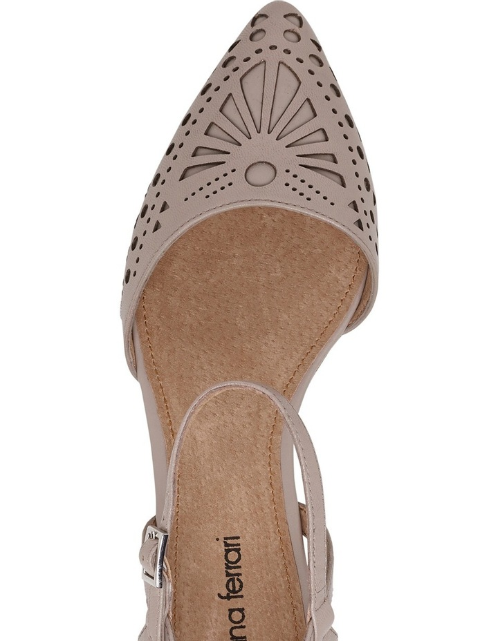 Polonia Pale Taupe Pump image 4