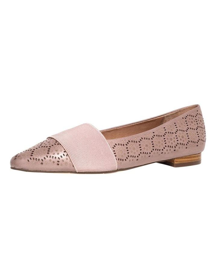 Carousel2 Lavender Flat Shoes image 1