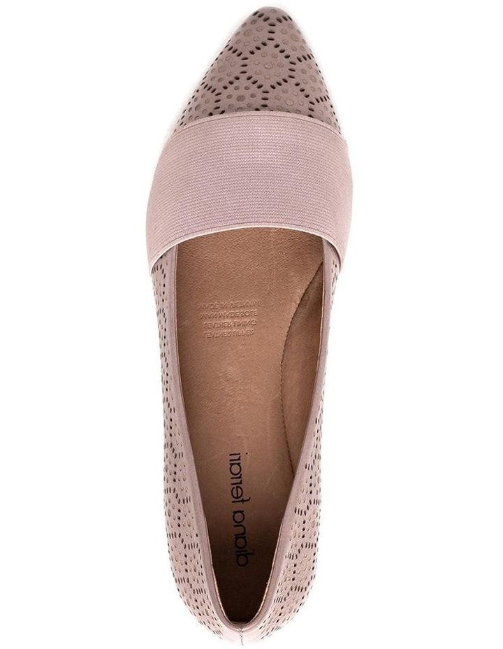 Carousel2 Lavender Flat Shoes image 3