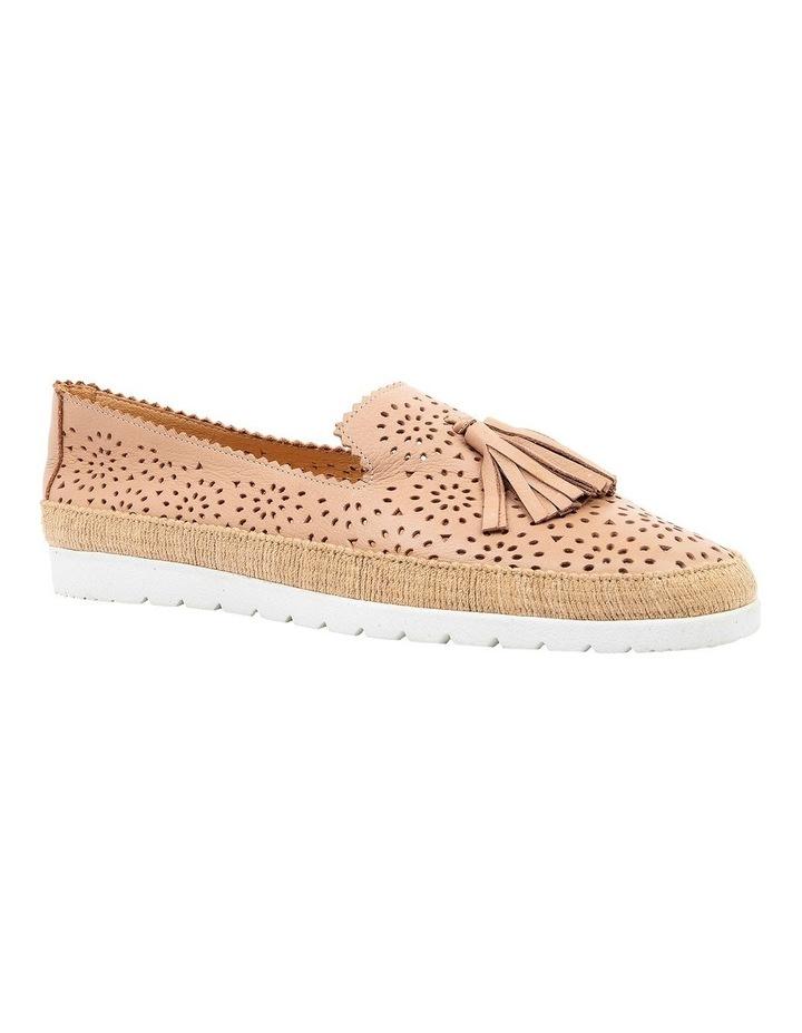 Andaluse Latte Flat Shoe image 2