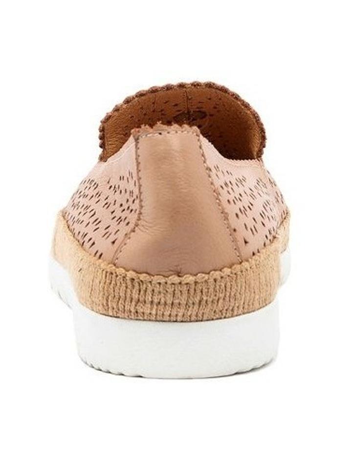 Andaluse Latte Flat Shoe image 4