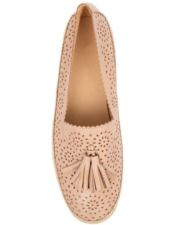 Andaluse Latte Flat Shoe image 5