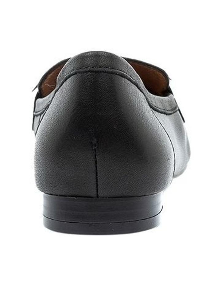 Campari Black Flat Shoe image 4