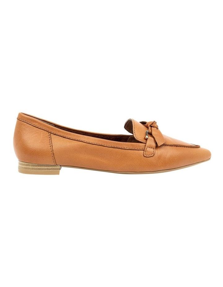 Campari Tan Flat Shoe image 1