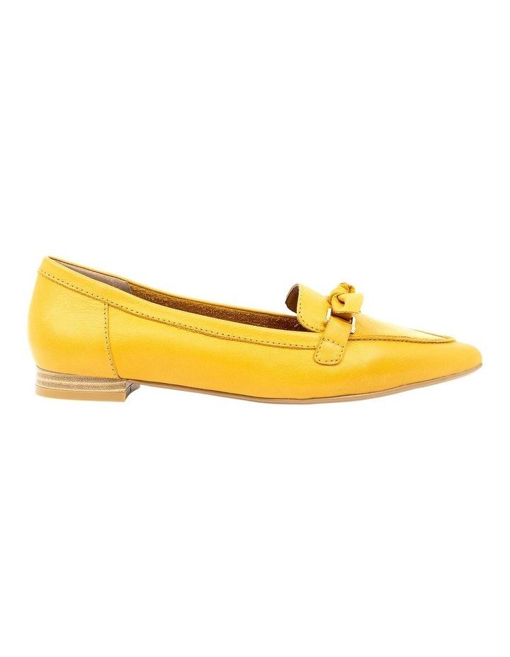 Campari Yellow Flat Shoe image 1
