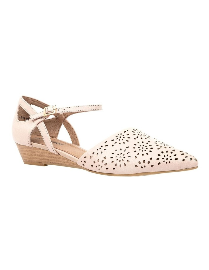 Perrey Blush Heeled Shoe image 2