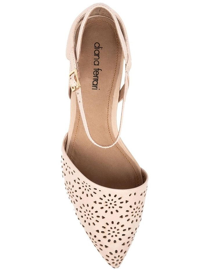 Perrey Blush Heeled Shoe image 5