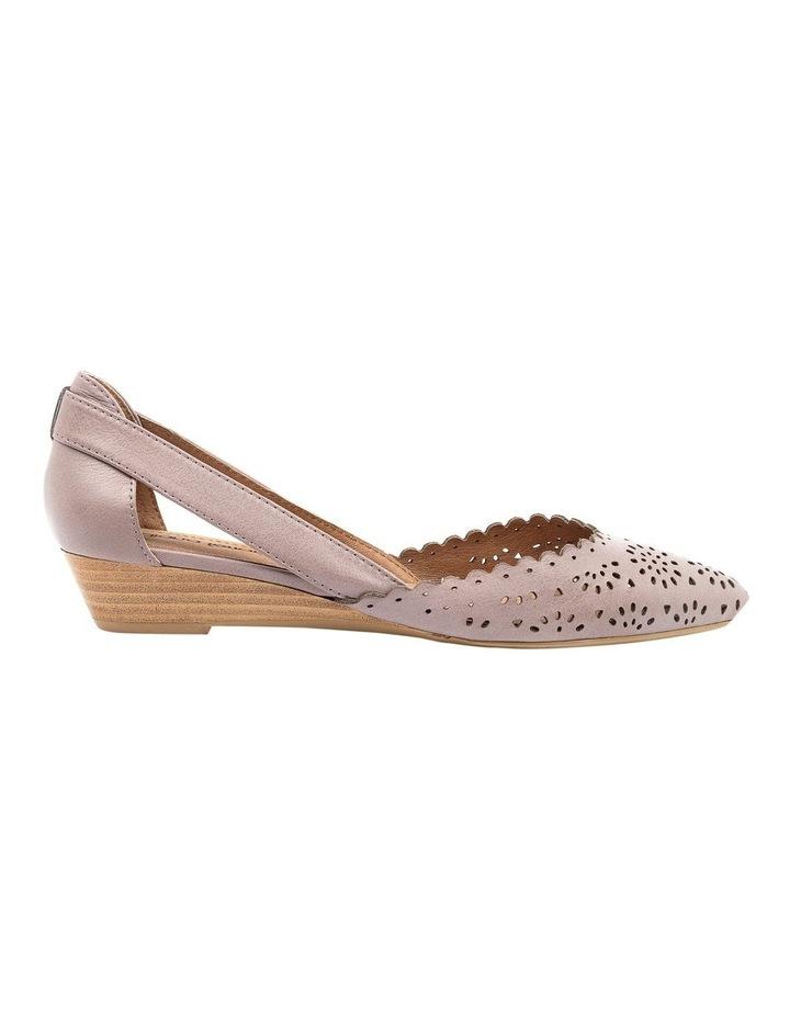 Presto Dusty Mauve Heeled Shoe image 1