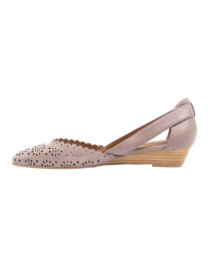 Presto Dusty Mauve Heeled Shoe image 3