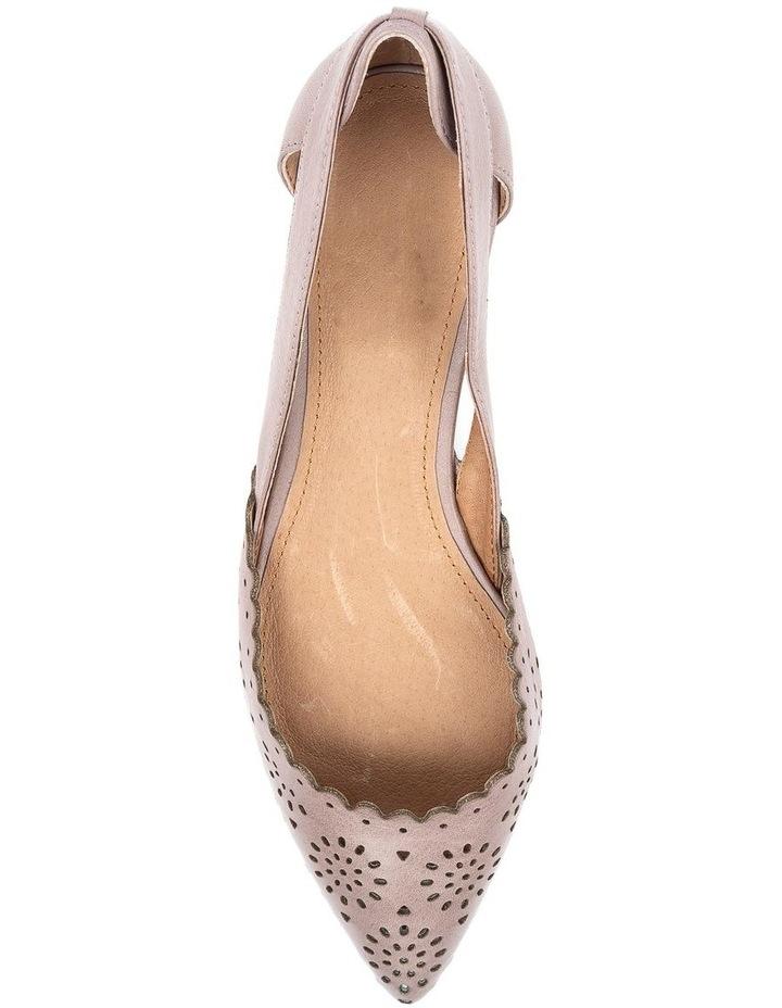 Presto Dusty Mauve Heeled Shoe image 5