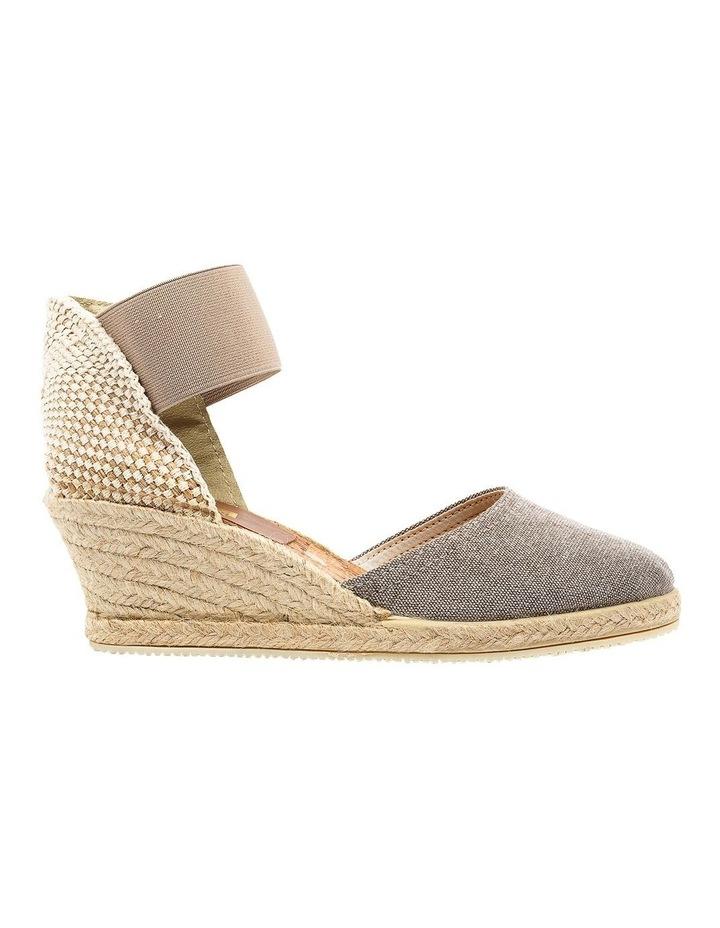 Tamiko Taupe Heeled Shoe image 1