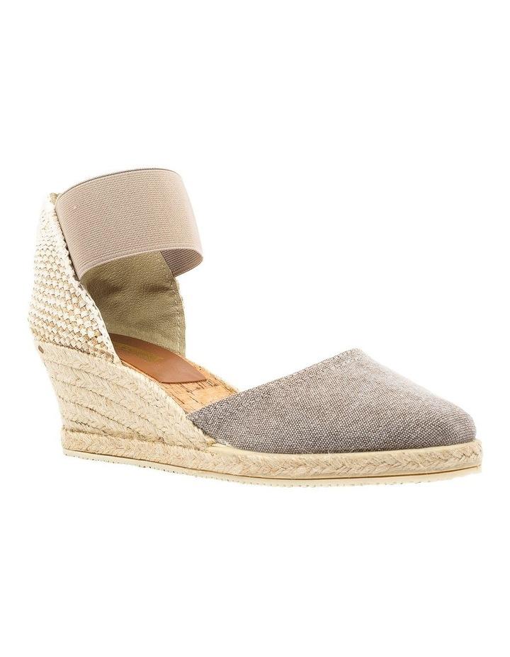 Tamiko Taupe Heeled Shoe image 2