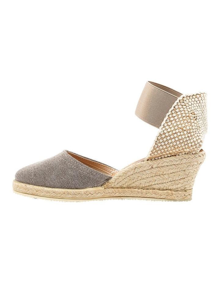 Tamiko Taupe Heeled Shoe image 3