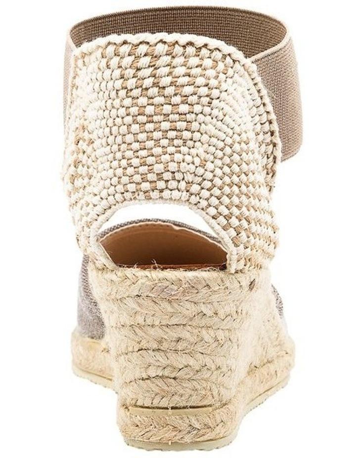 Tamiko Taupe Heeled Shoe image 4