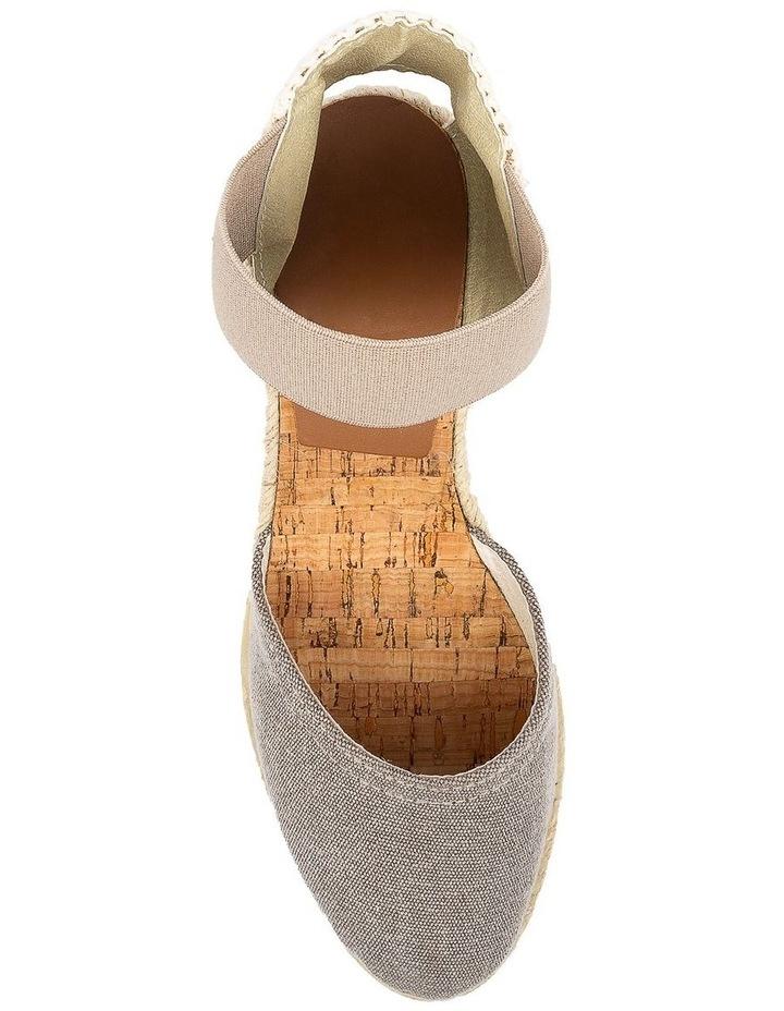 Tamiko Taupe Heeled Shoe image 5