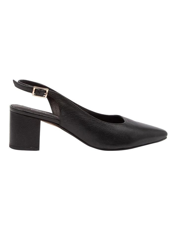 Lucine Black Heeled Shoes image 1