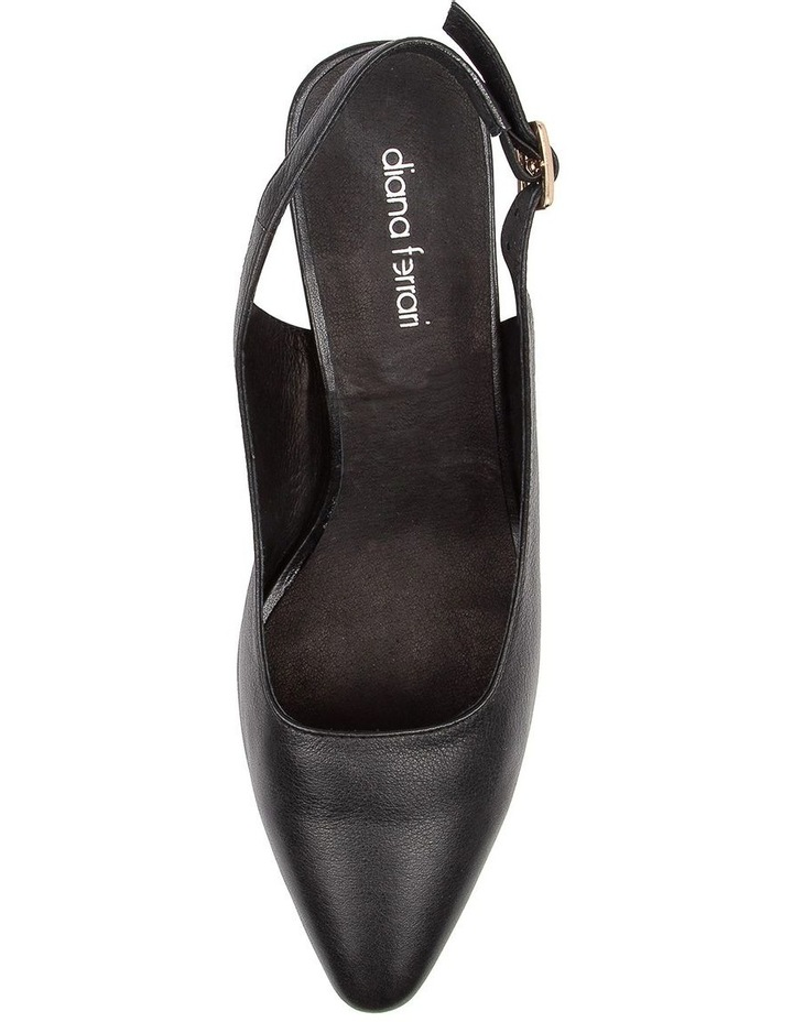 Lucine Black Heeled Shoes image 5