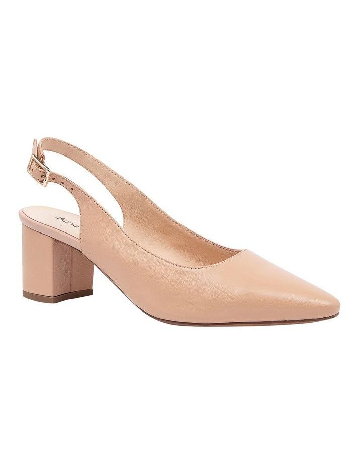 Lucine Nude Heeled Shoes image 2