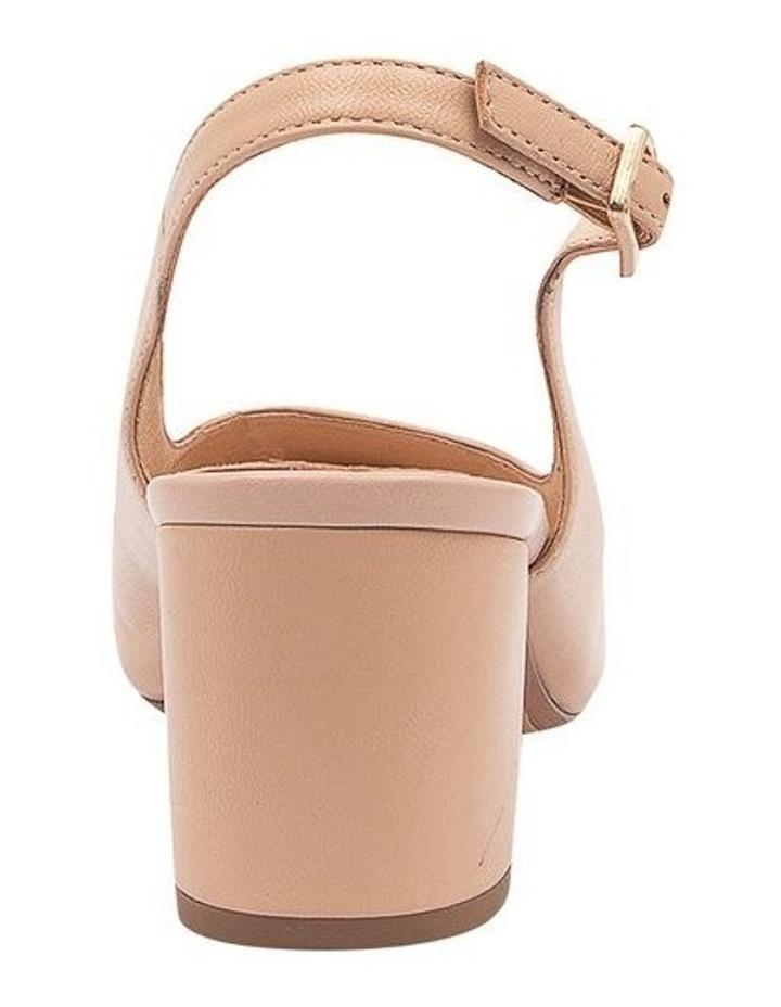 Lucine Nude Heeled Shoes image 4