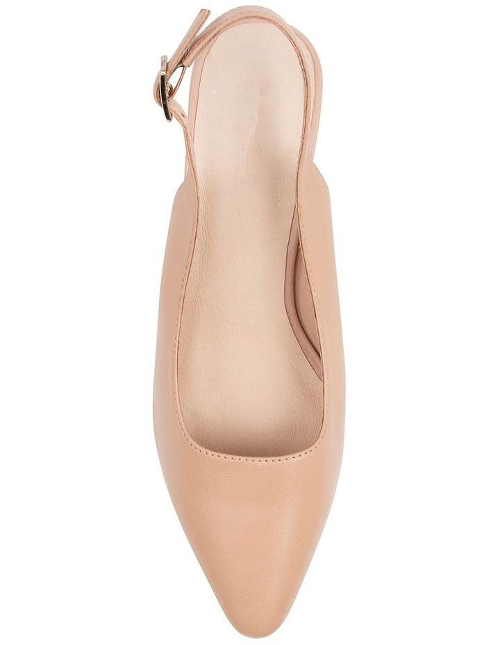 Lucine Nude Heeled Shoes image 5