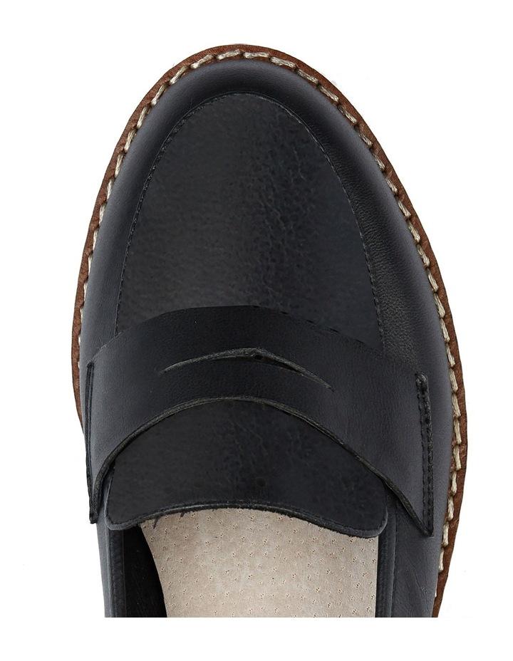 Brampton Black Leather Loafer image 3